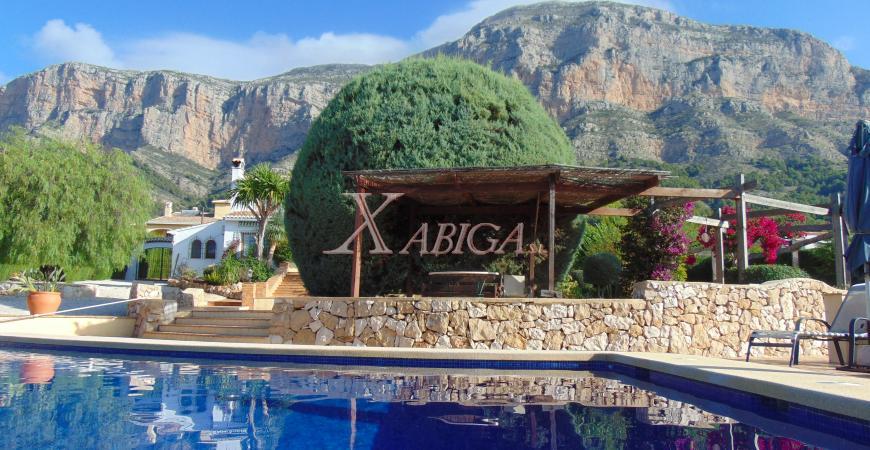 Magnífica vila en venda a Xabiga