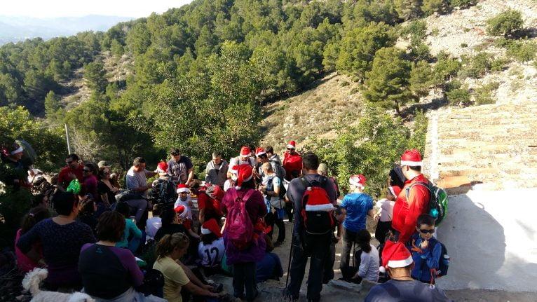 Ruta nadalenca del CEX