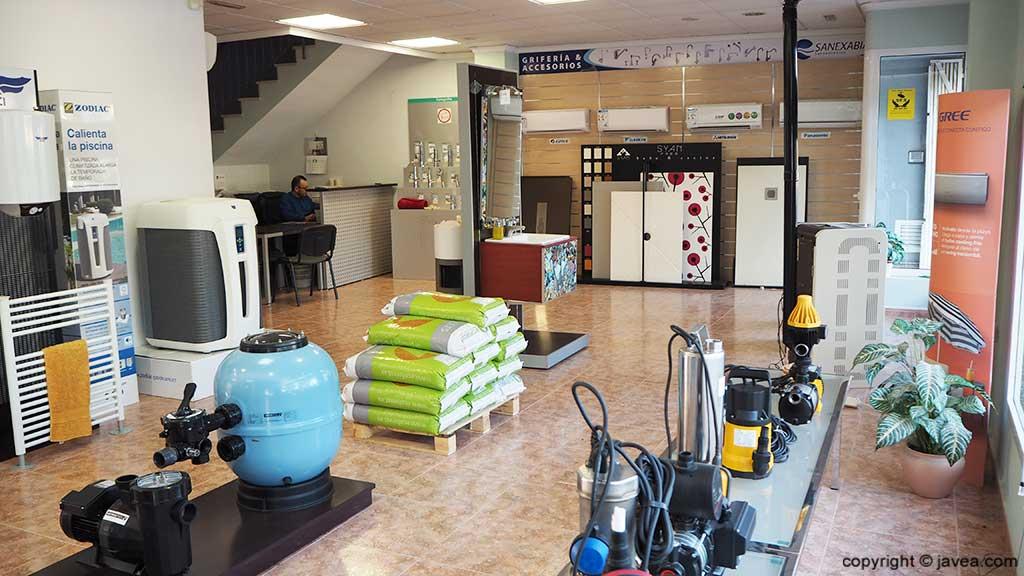 Vind De Beste Merken In Elektrische Apparaten Loodgieterij En Verwarming In Sanexabia Saneamientos