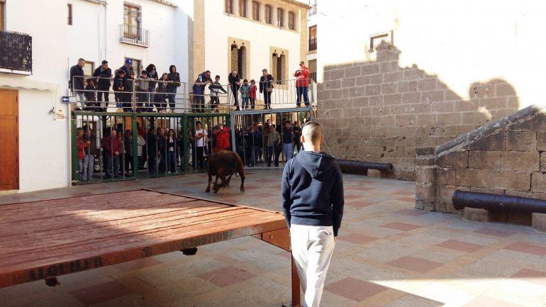 Jornada taurina de las fiestas de Sant Sebastià Xàbia
