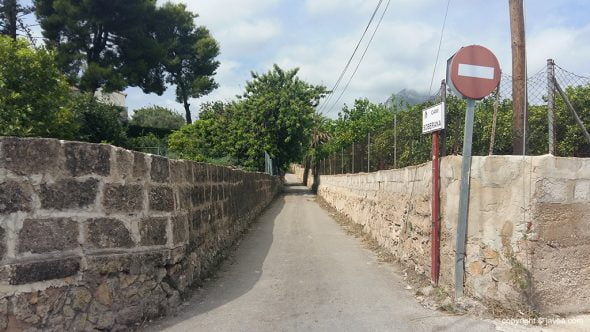Camí de la Soberana