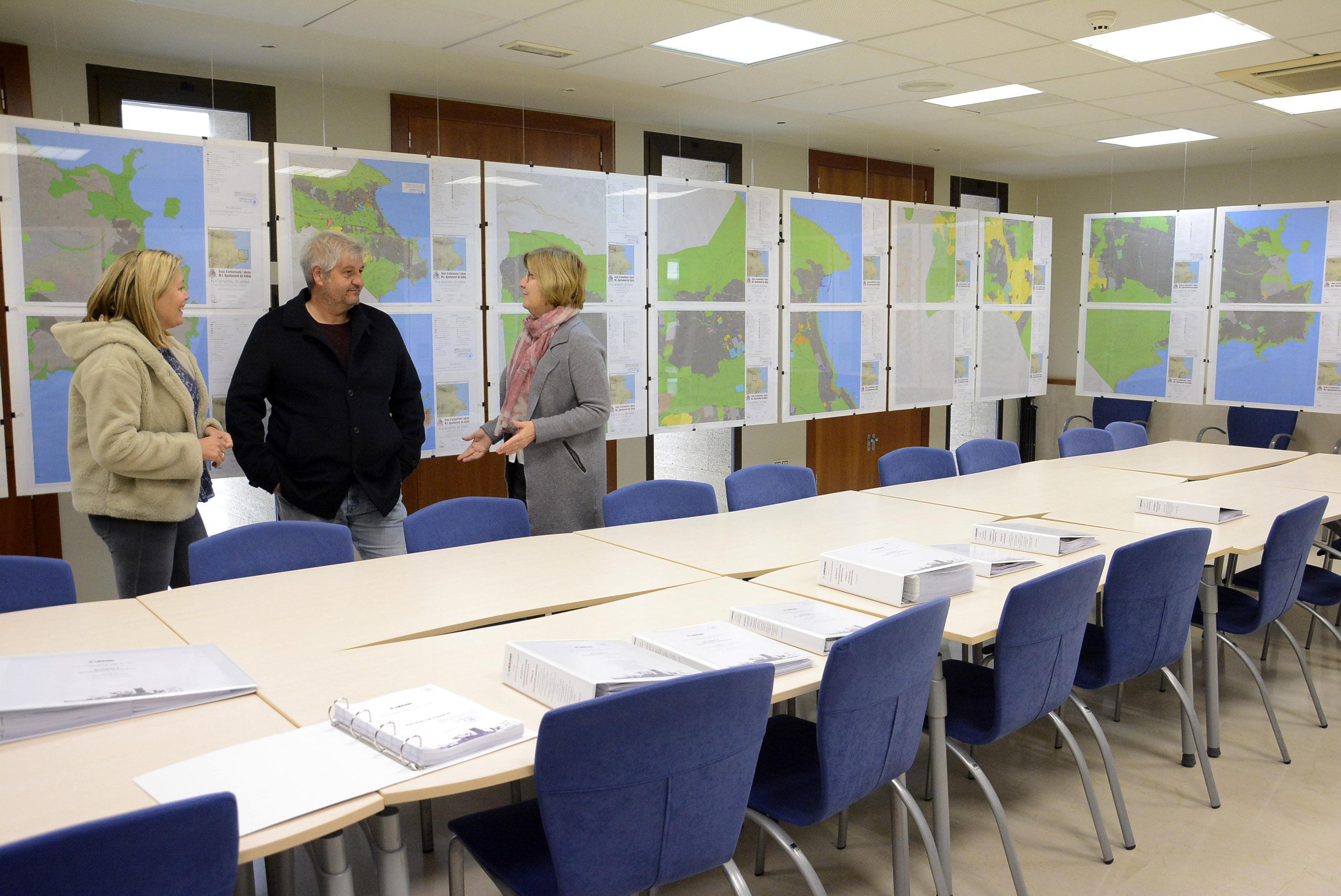 Exposición del Plan Estructural