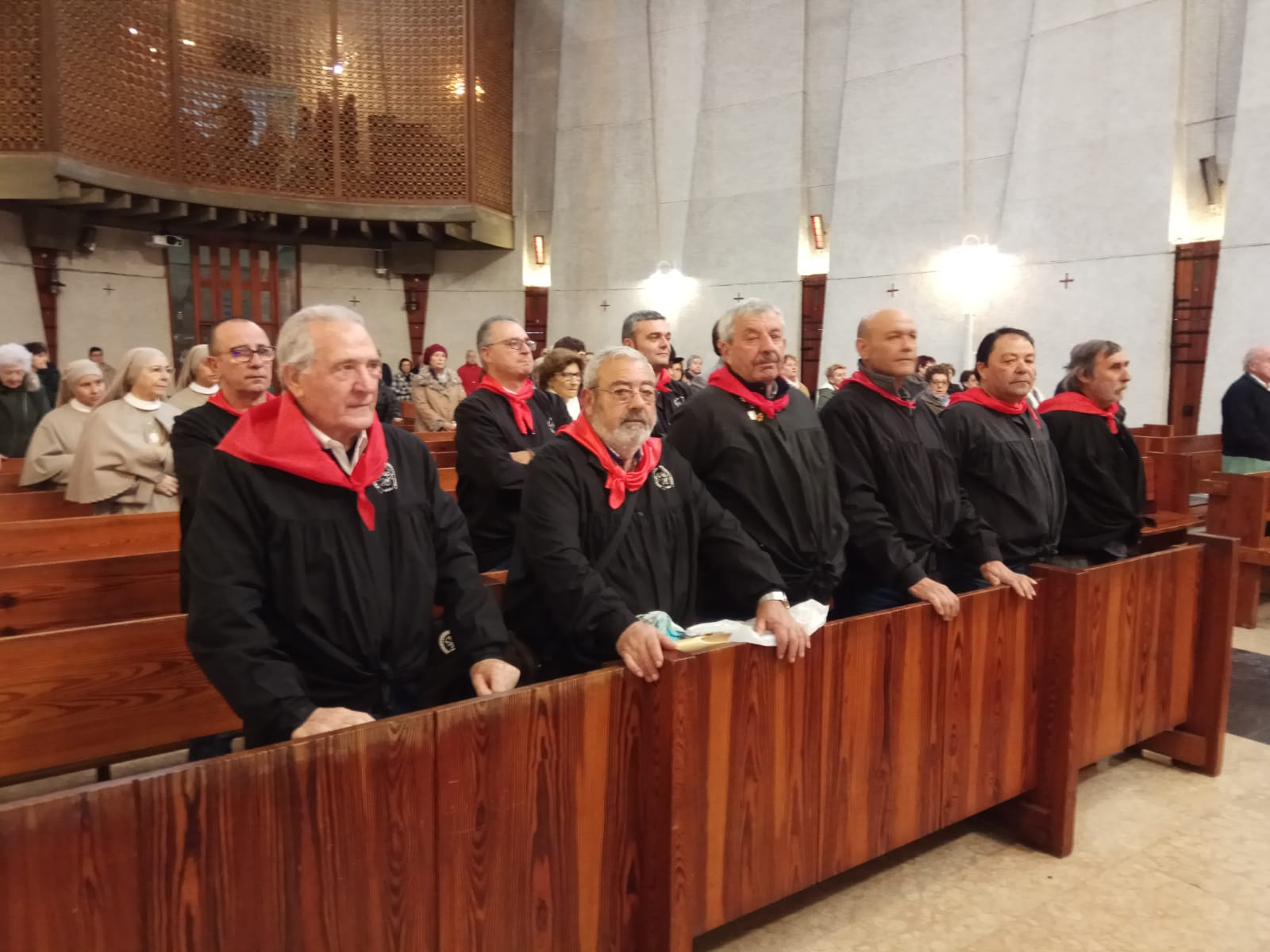 Misa de Sant Antoni en Xània