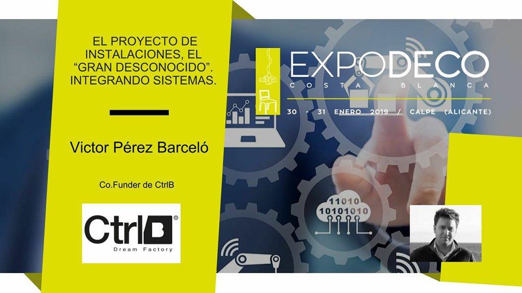 Ponencia Víctor Perez Expodeco