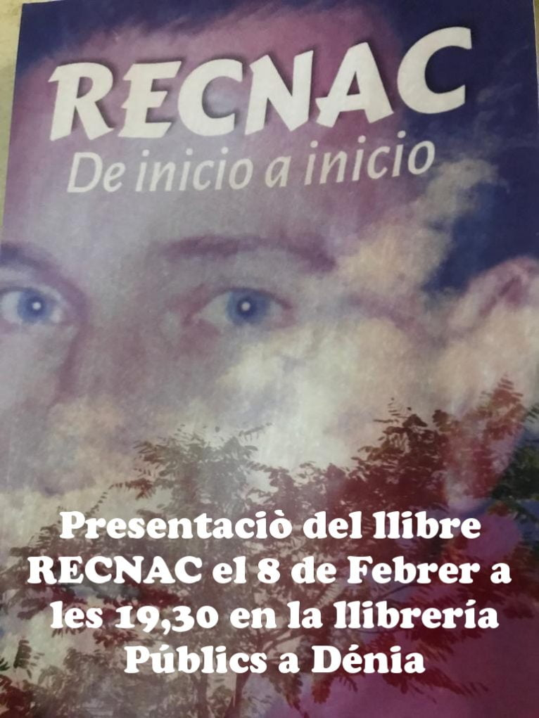 RECNAC, presentación en Dénia