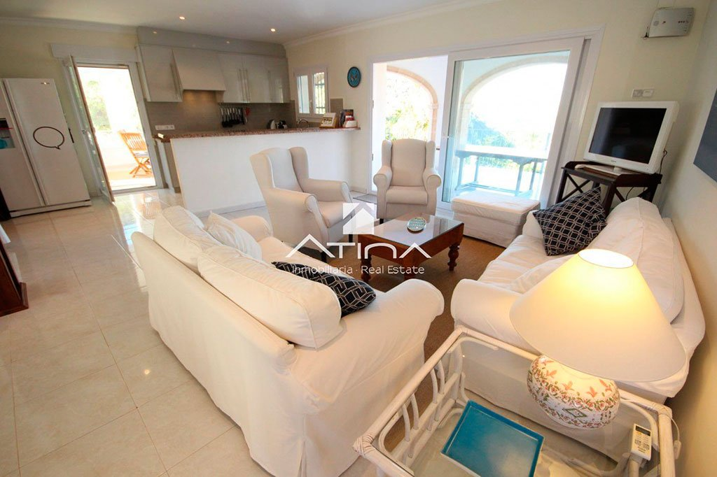 Sala de estar Atina Inmobiliaria