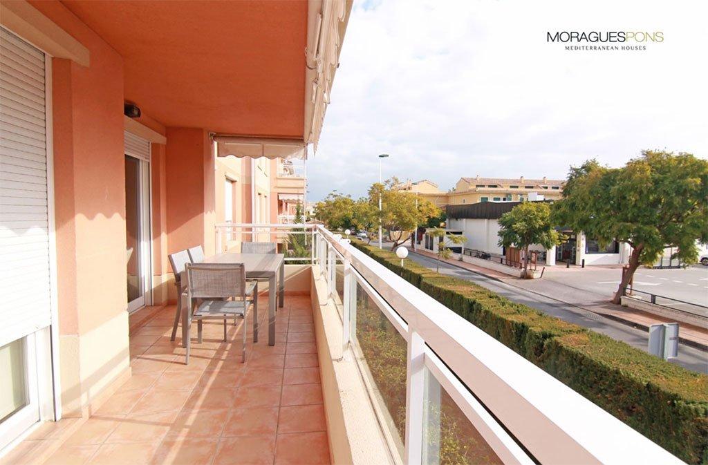 Терраса и балкон MORAGUESPONS Средиземноморские дома