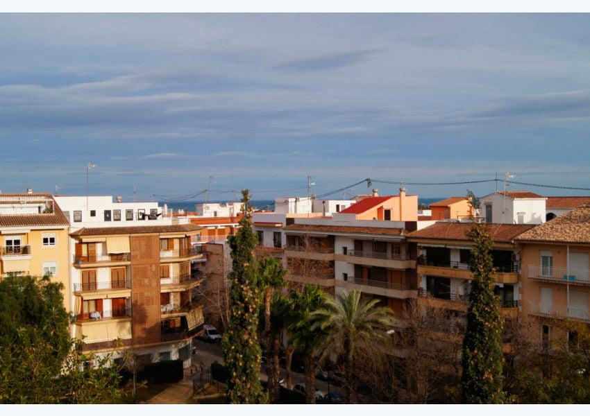Vistas desde la vivienda Javea Houses Inmobiliaria