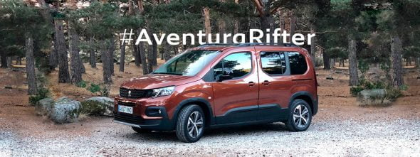 Aventura Rifter ya disponible en Peumovil Denia