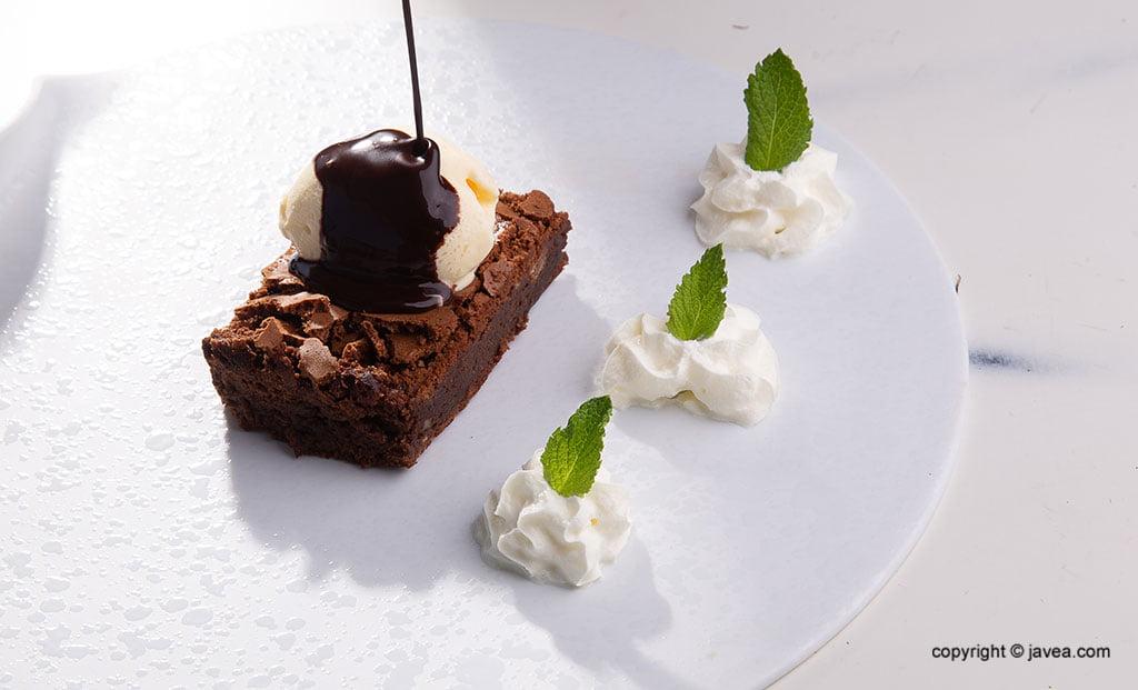 Brownie - Restaurant La Terrassa del Canal