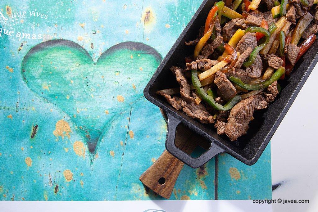 Carns a la brasa a Xàbia - Restaurant La Terrassa del Canal