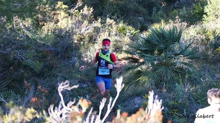Trail Ocaive de Pedreguer