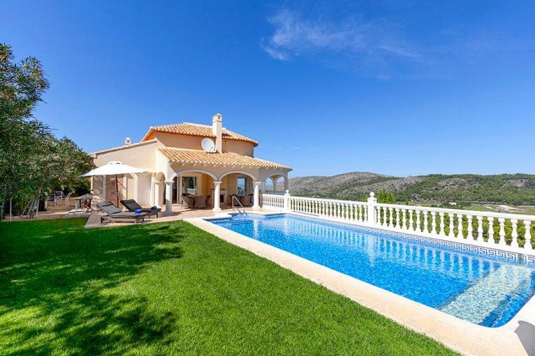 Casa Quality rent a Villa