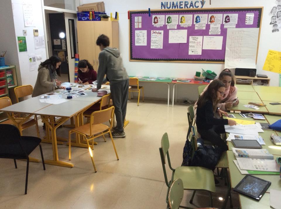 Clases de inglés en Lady Elizabeth School