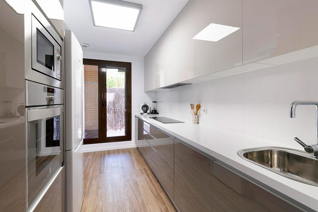 Cocina moderna Quality Rent a Villa