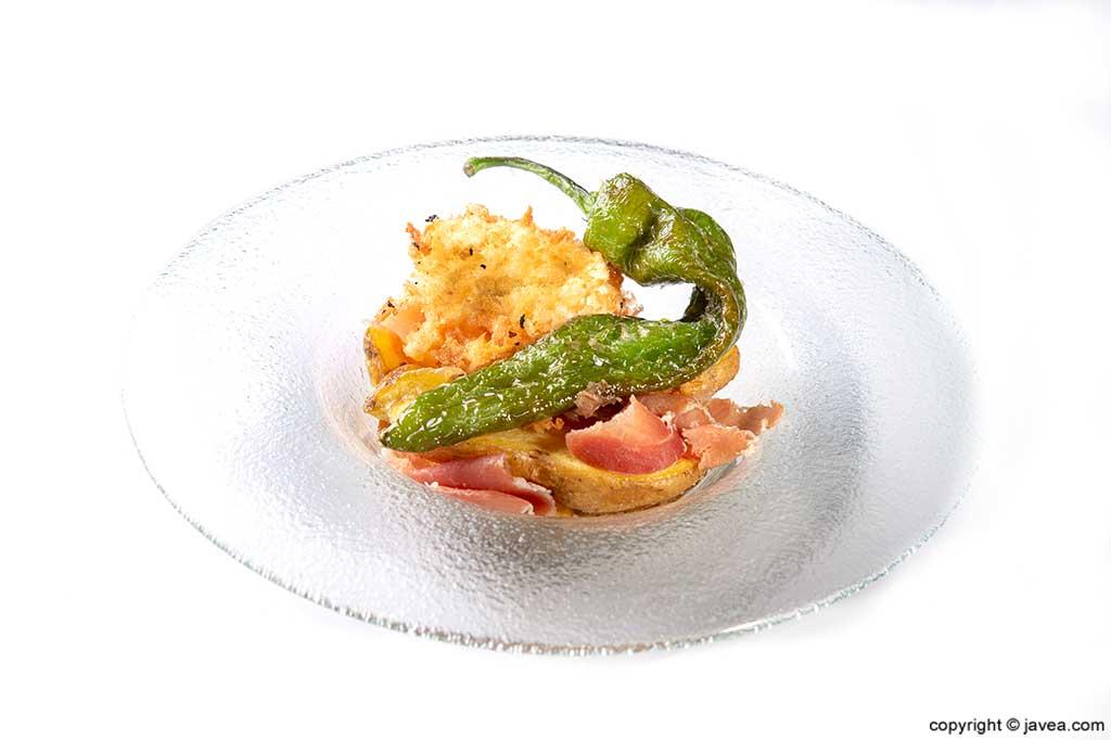 Cocina tradicional-Fusión Gastrobar La Creueta