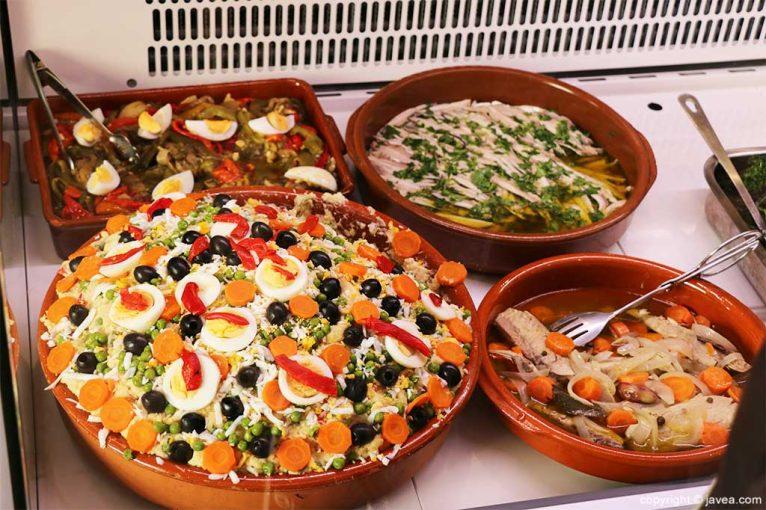 Menjar per emportar Ona by Biohurtado