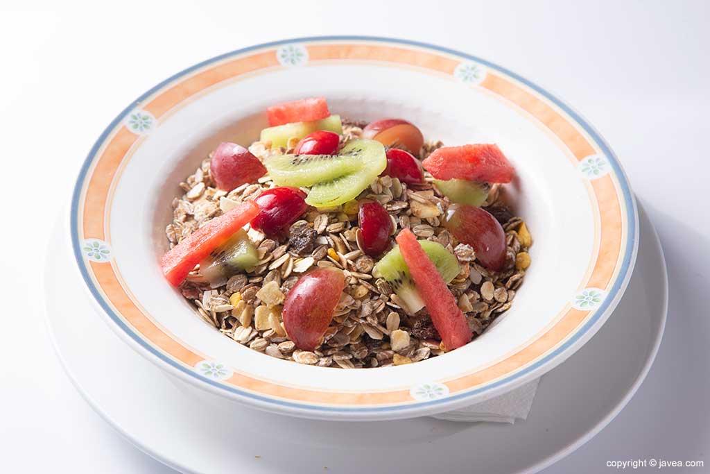 Desayunos sanos y ricos en Austriaco Cafe Wien