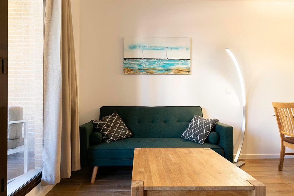 Encantadores espacios de la casa Quality Rent a Villa