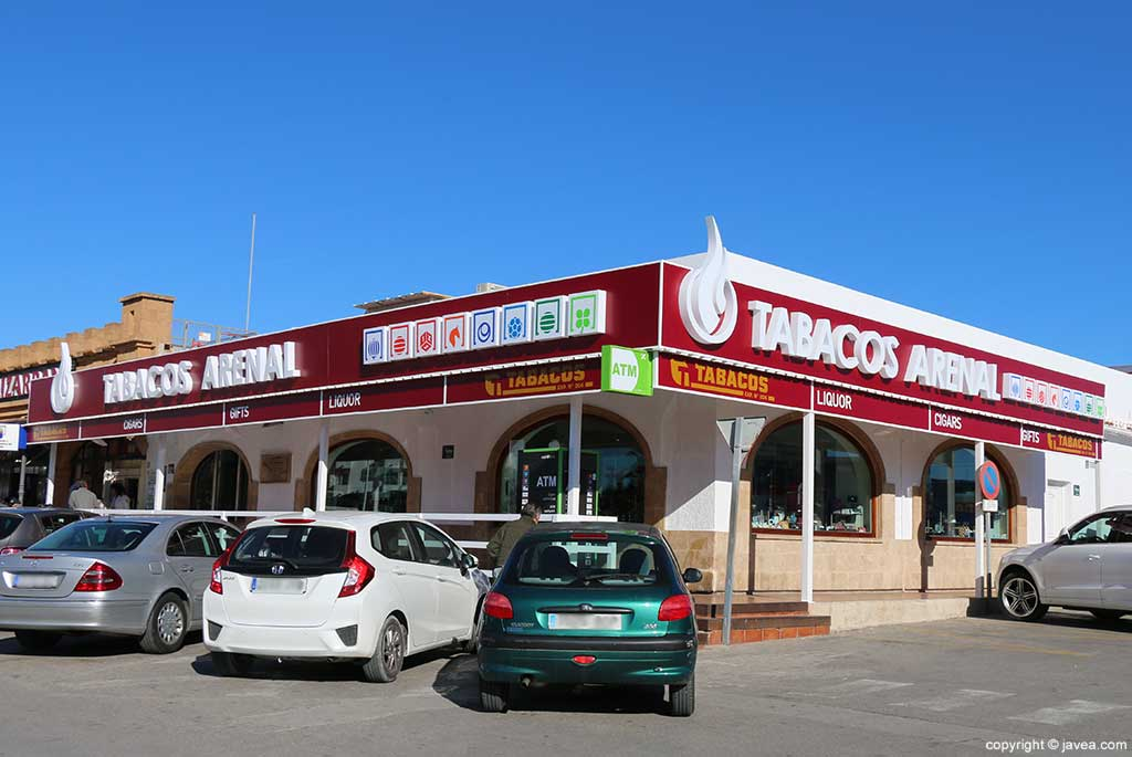 Estanco Tabacos Arenal