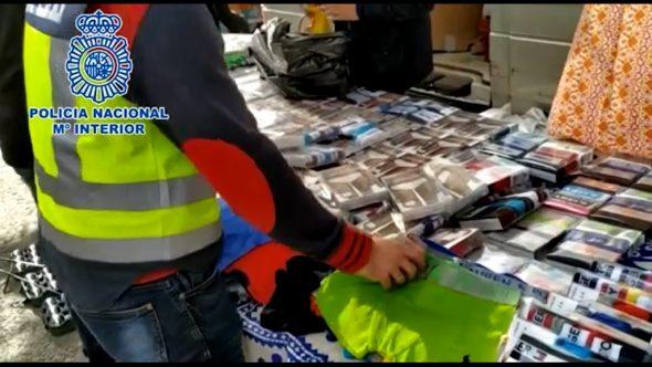Falsificaciones en Dénia y Benidorm