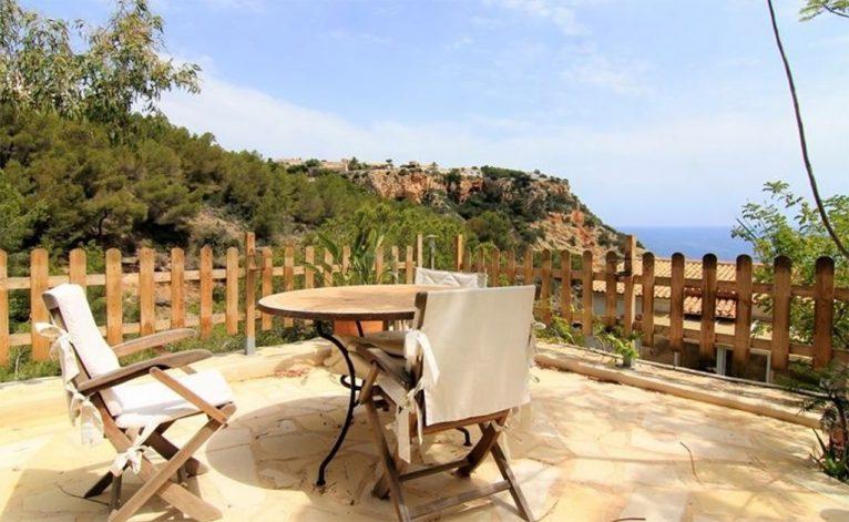Fantàstic adossat al cap de la Nau MORAGUESPONS Mediterranean Houses