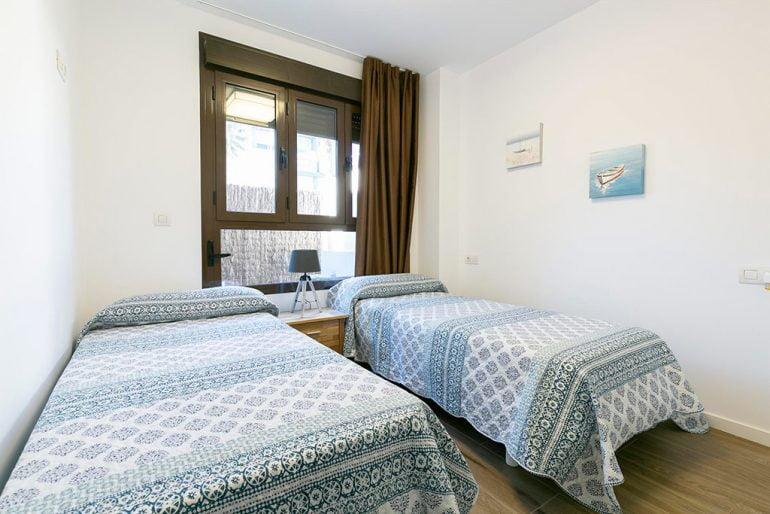 Habitación doble Quality Rent a Villa