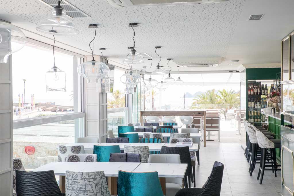 Interior Restaurant La Terrassa del Canal