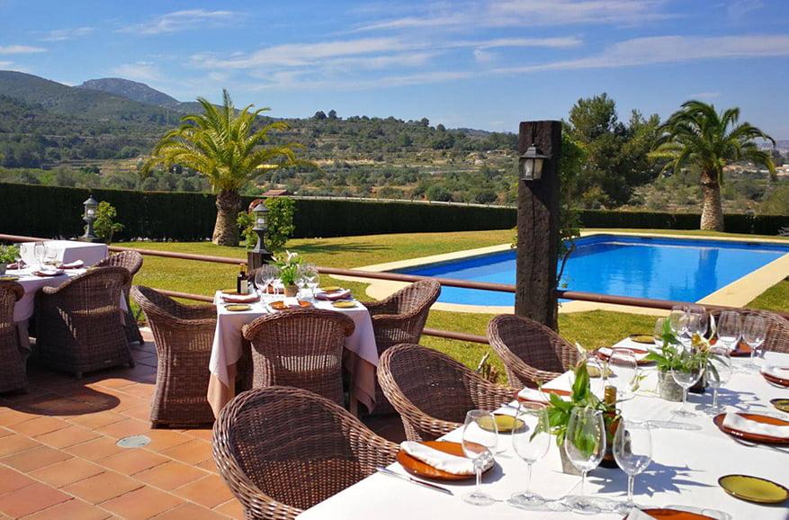 Naturaleza Vall de Cavall Restaurante