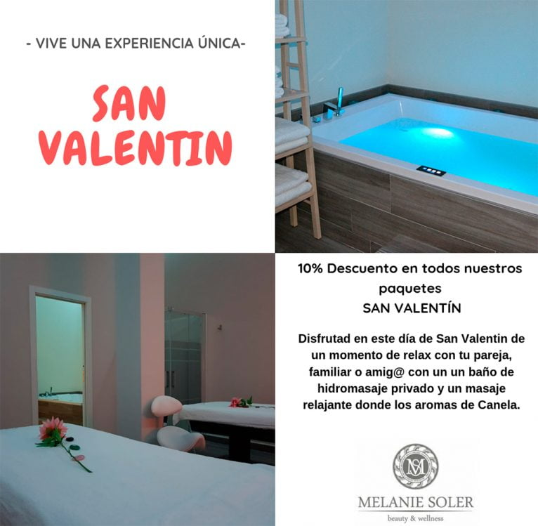 San Valentín Melani Soler