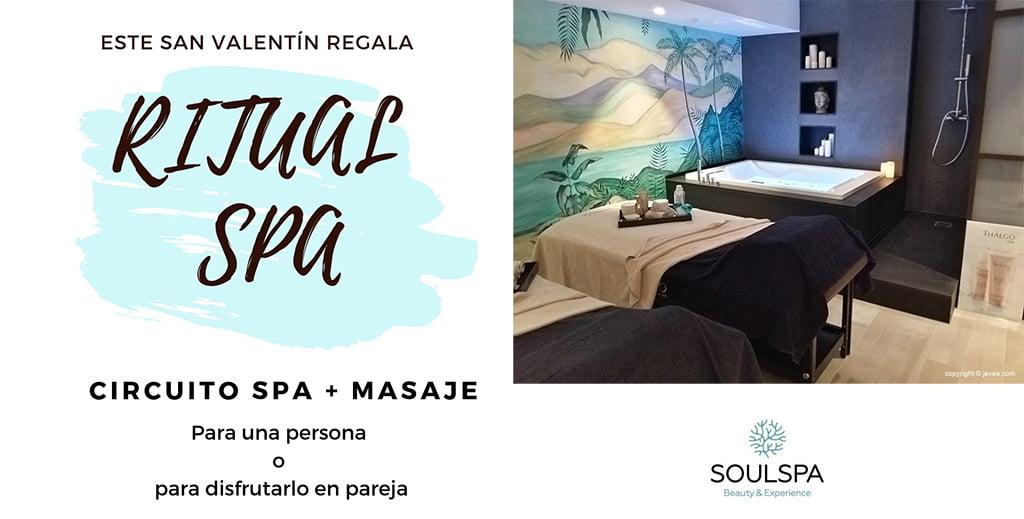San Valentín Soul Spa