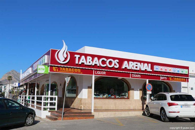 Tabacs Arenal