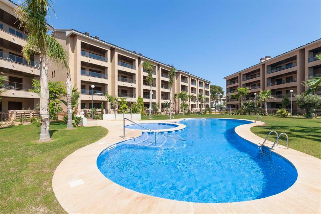 Urbanización del apartamento Quality Rent a Villa