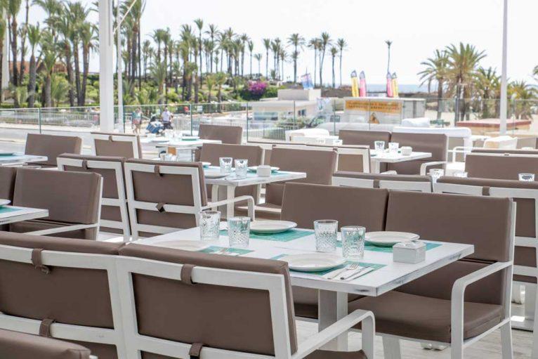 Vistes Restaurant La Terrassa del Canal
