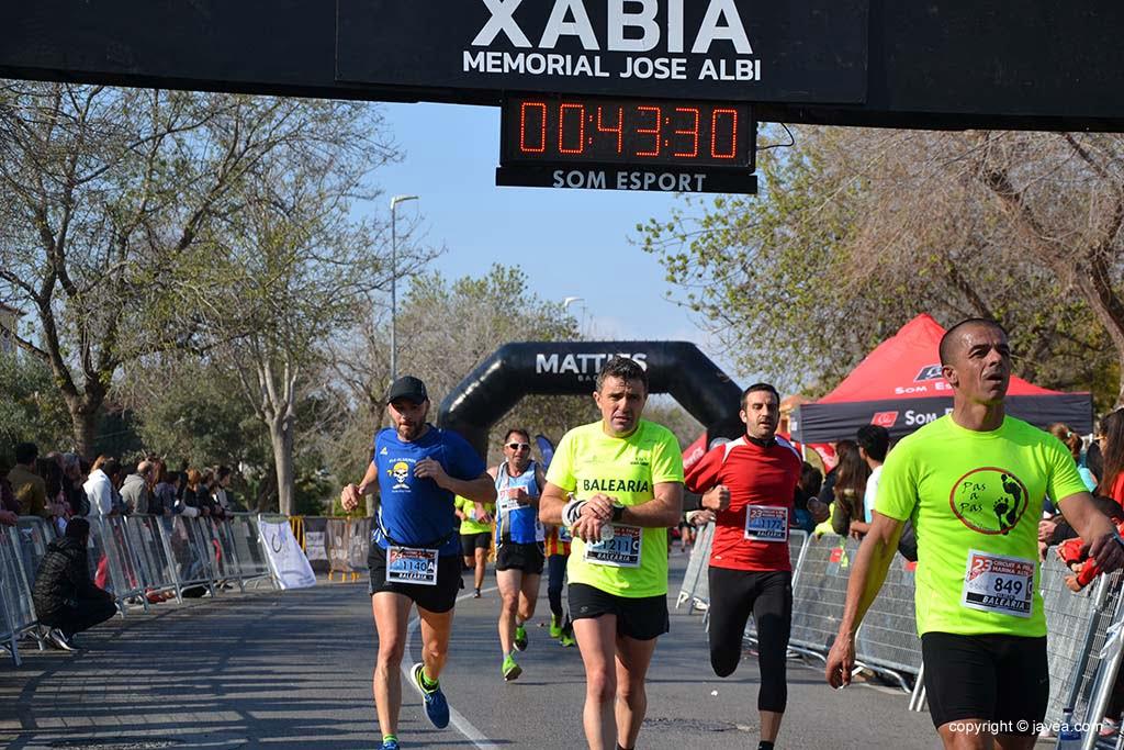 XXX Volta a Peu a Xàbia- Memorial José Albi (100)