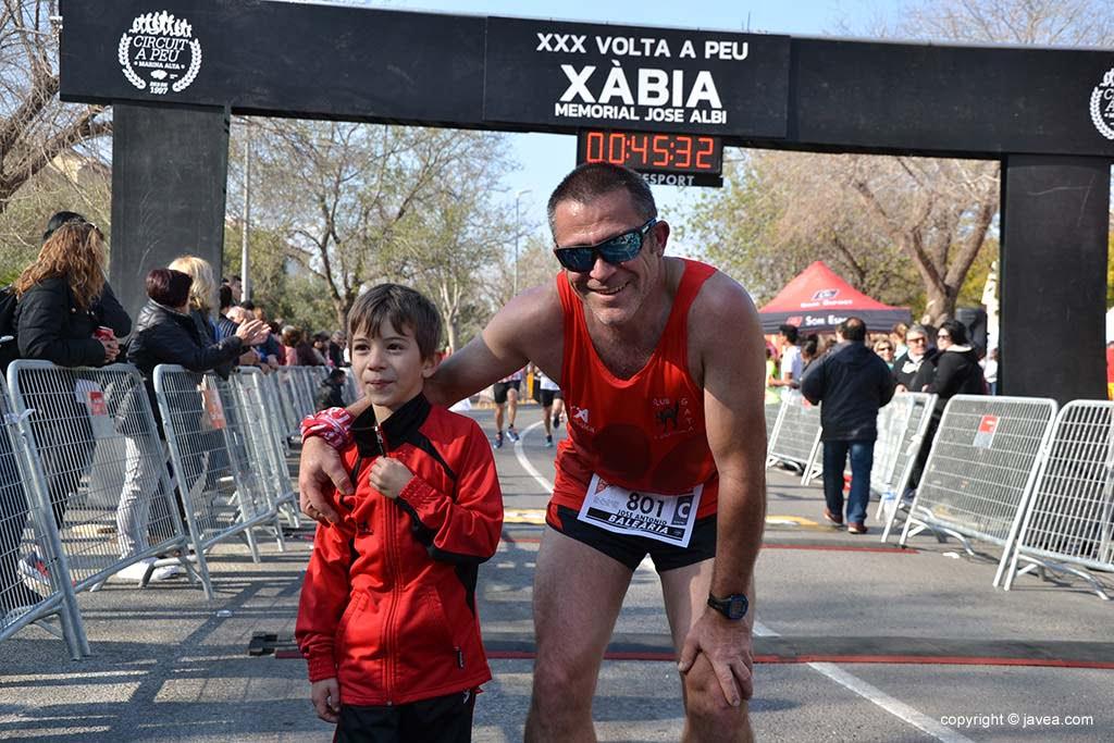 XXX Volta a Peu a Xàbia- Memorial José Albi (102)