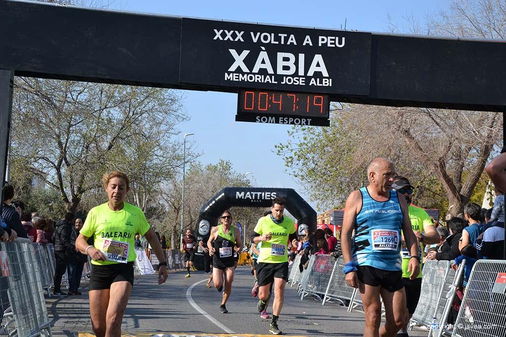 XXX Volta a Peu a Xàbia- Memorial José Albi (104)