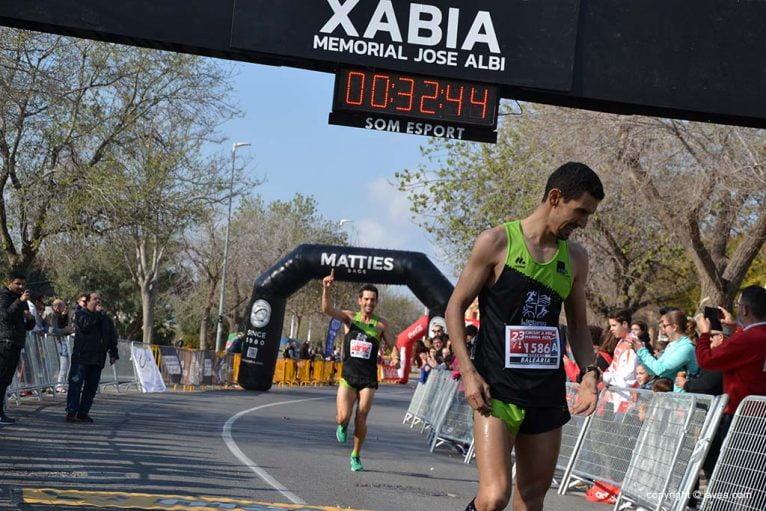XXX Volta a Peu a Xàbia- Memorial José Albi (47)