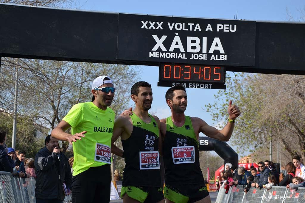XXX Volta a Peu a Xàbia- Memorial José Albi (59)