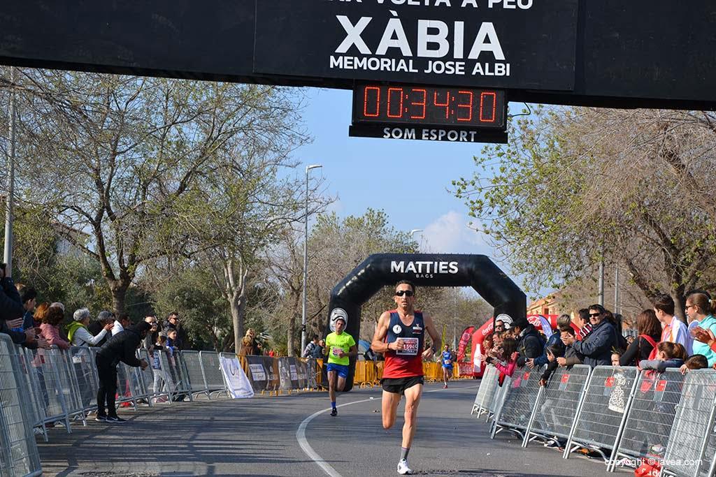 XXX Volta a Peu a Xàbia- Memorial José Albi (62)