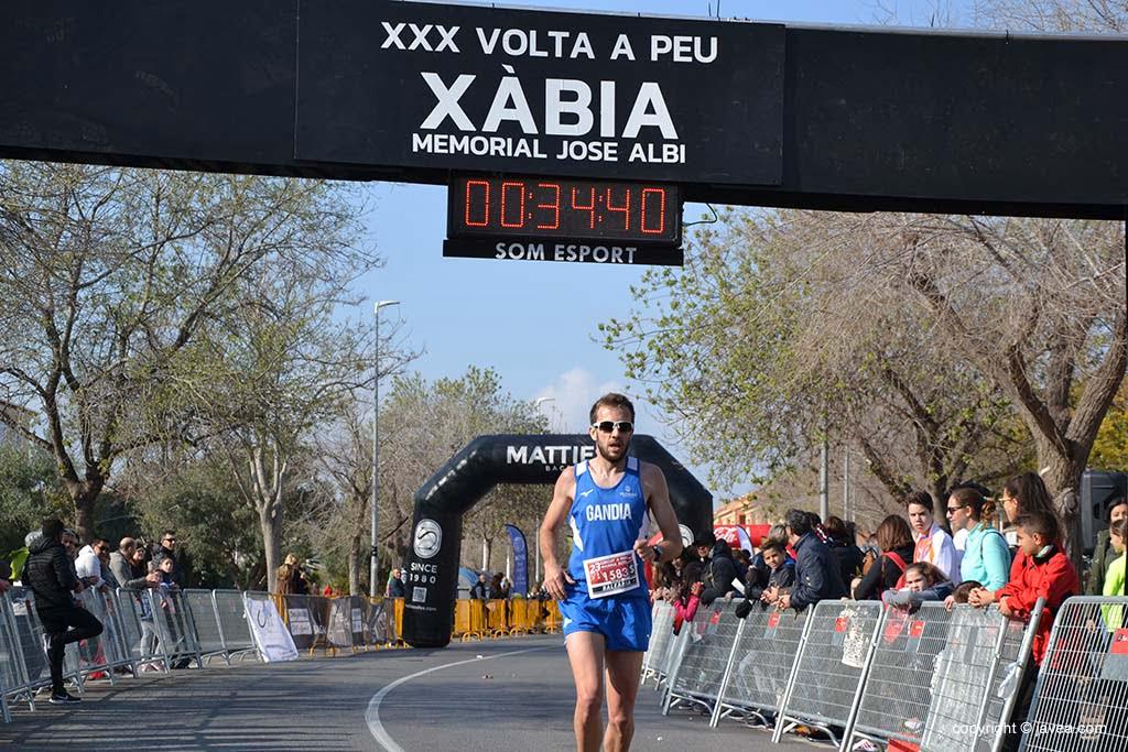 XXX Volta a Peu a Xàbia- Memorial José Albi (64)