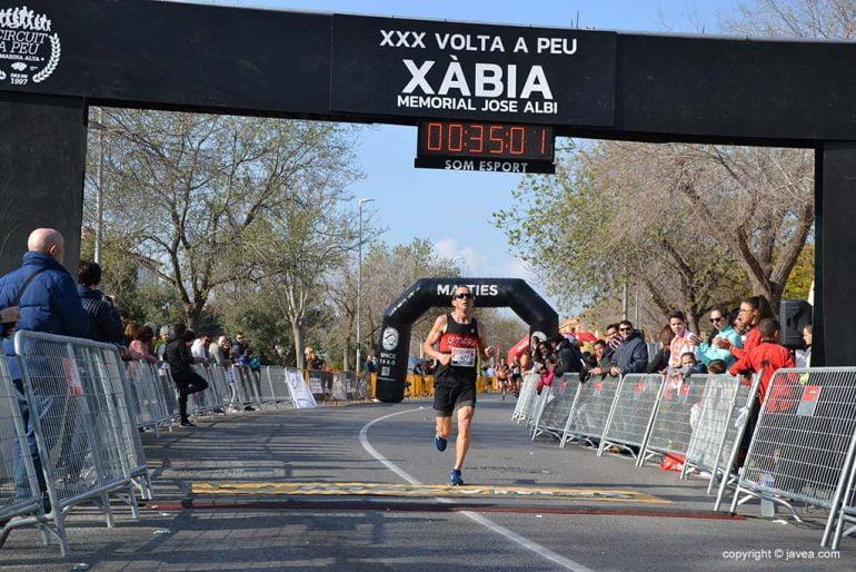 XXX Volta a Peu a Xàbia- Memorial José Albi (65)