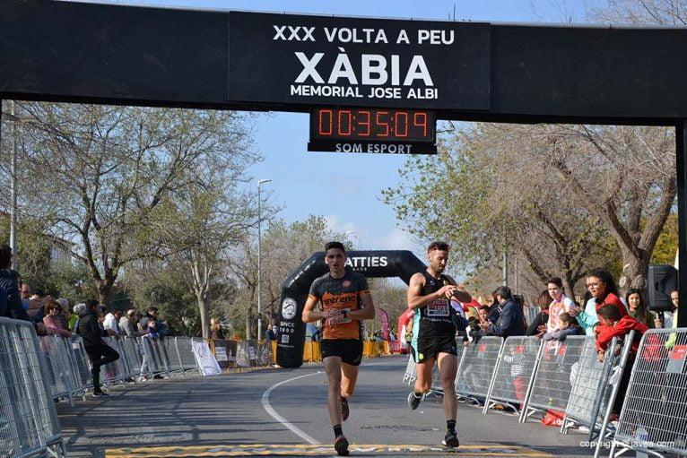 XXX Volta a Peu a Xàbia- Memorial José Albi (66)