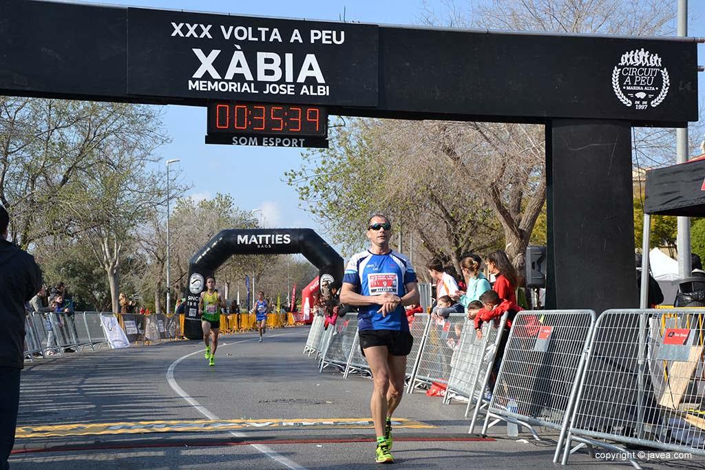 XXX Volta a Peu a Xàbia- Memorial José Albi (70)
