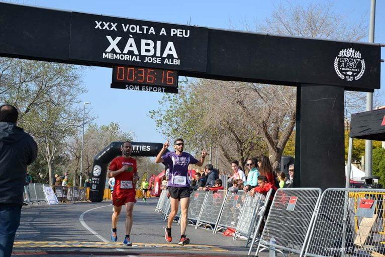 XXX Volta a Peu a Xàbia- Memorial José Albi (74)