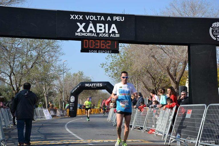 XXX Volta a Peu a Xàbia- Memorial José Albi (75)