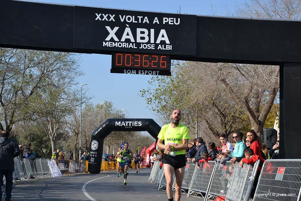 XXX Volta a Peu a Xàbia- Memorial José Albi (76)