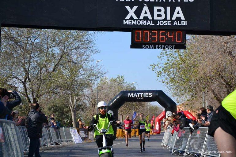 XXX Volta a Peu a Xàbia- Memorial José Albi (77)