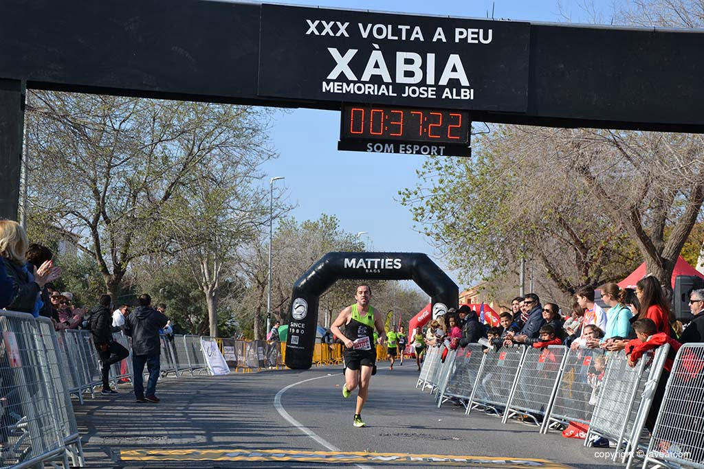XXX Volta a Peu a Xàbia- Memorial José Albi (80)