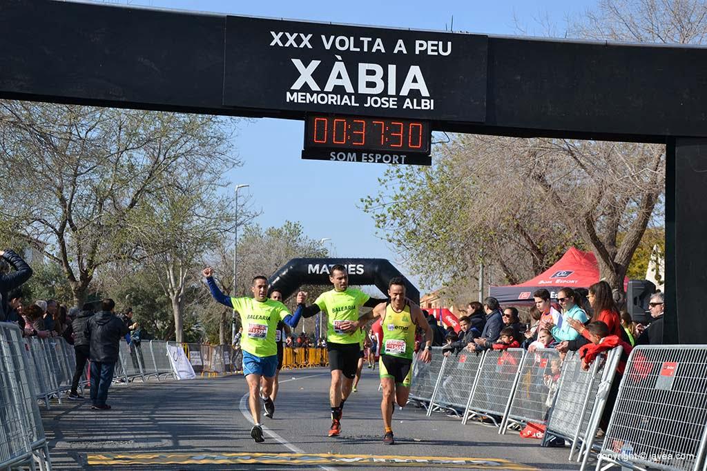 XXX Volta a Peu a Xàbia- Memorial José Albi (82)